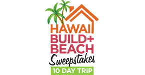 Hawaii Build and Beach Contest Logo
