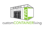 Custom Container Living Logo