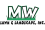 MW Lawn and Landscape Logo